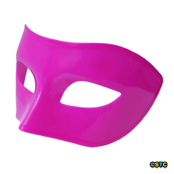 Pink Venetian Masquerade Mask