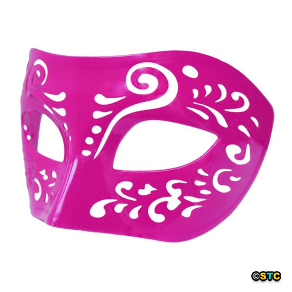 Dream Tale Pink Venetian Masquerade Mask